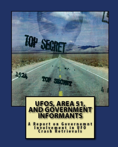 UFO, Area 51, and Government Informants by Grant Cameron