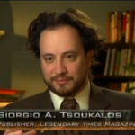 Giorgio Tsoukalos and Kate