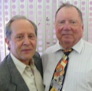Peter Robbins and Dr. Jesse Marcel