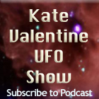 Kate Valentine UFO Show on iTunes