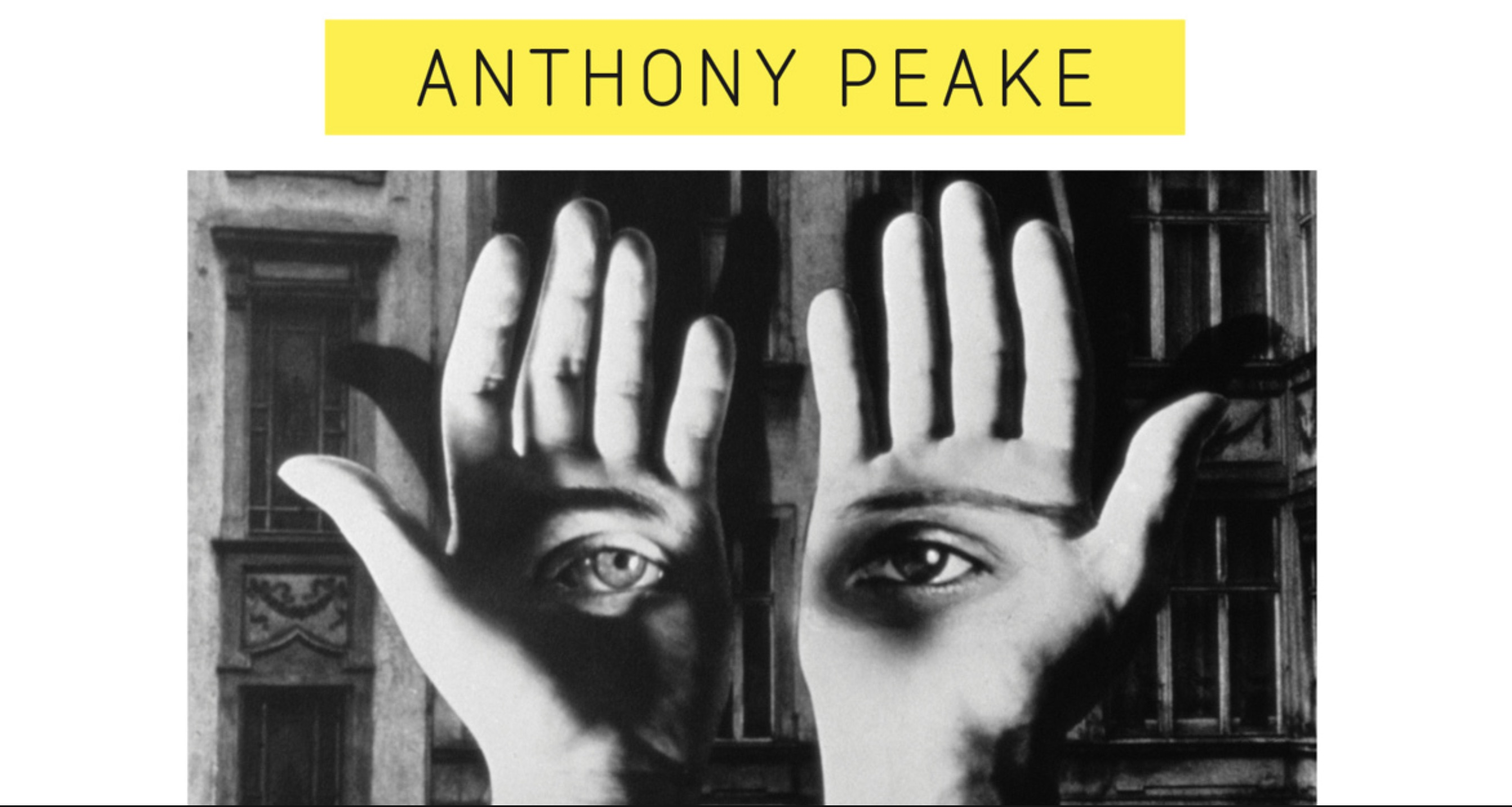 Anthony Peake Consciousness and Perception #64