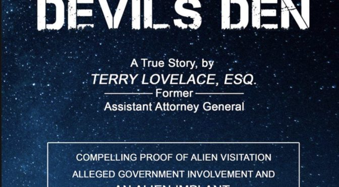 Alien Abductee Terry Lovelace #67