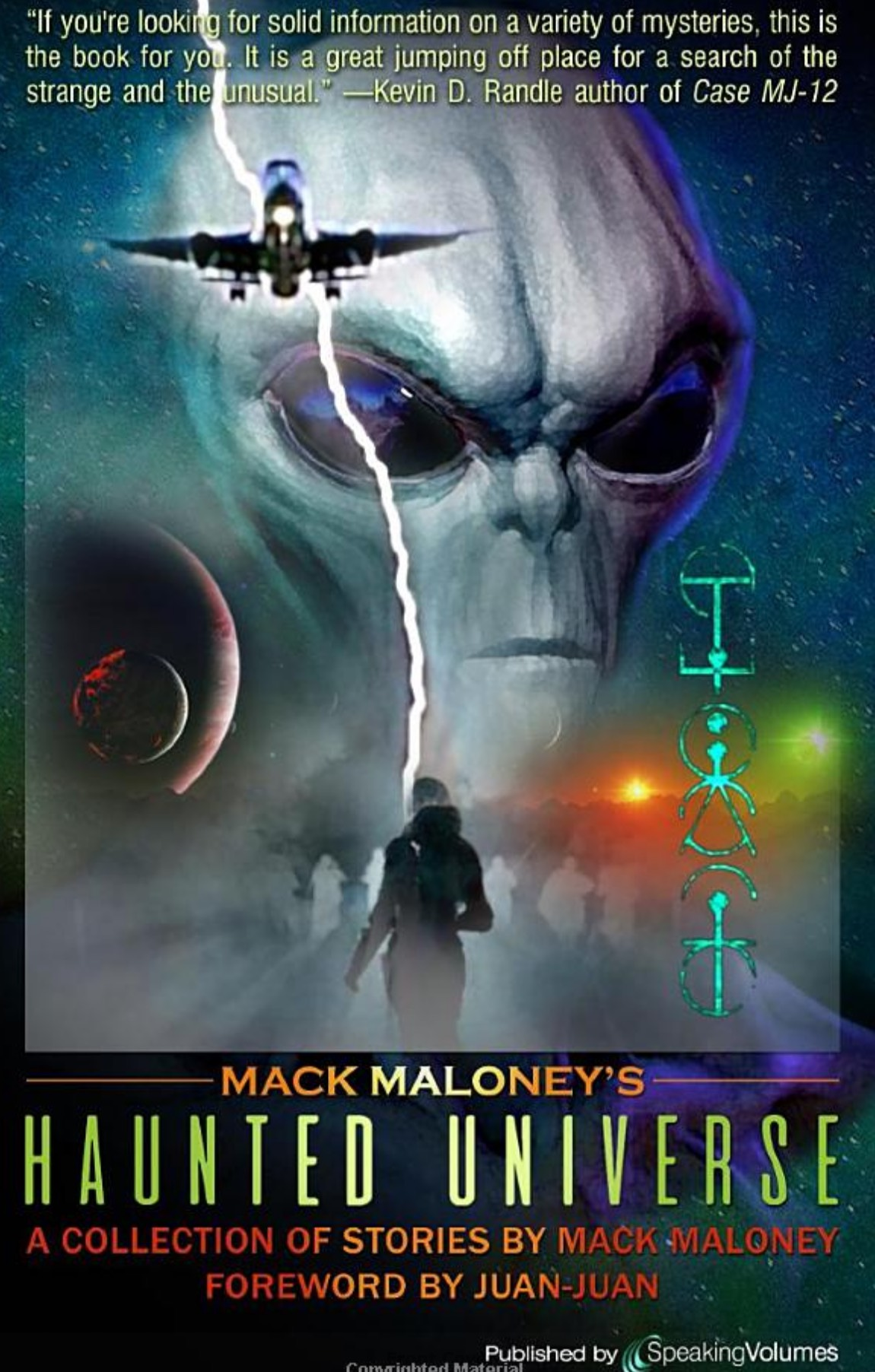 Mack Maloney's Haunted Universe #78